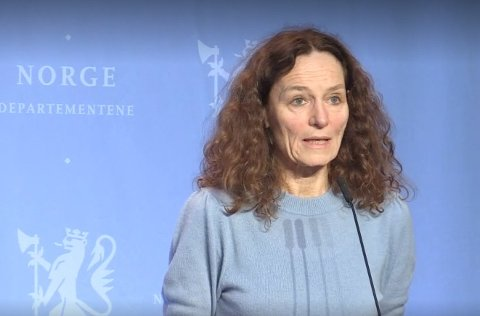 BEDRE RUSTET FOR PANDEMIER: Direktør Camilla Stoltenberg i FHI.