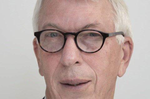 Positiv: Dag Gjesteby, leder i Risør Høyre, er glad for at Tangen-saken utsettes. Foto: Arkiv
