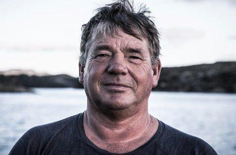 PROSJEKTLEDER: Trond Sveen har lang erfaring med oppdrett av blant annet flatøsters gjennom Sunnhordland Havbruk. Nå er han prosjektleder for stillehavsøsterssatsing til Norwegian Shores AS.