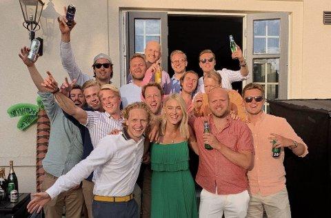 FEM SESONGER: «Hvite gutter» har gått i fem sesonger på TVNorge og Discovery+. I den sjette episoden denne sesongen dukker Angelica Sophie Thorsen opp.