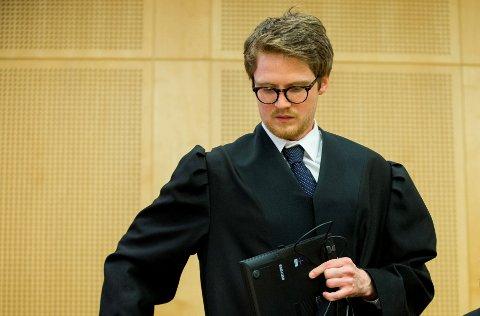 Politiadvokat Henrik Bjugan Hegdahl i Agder politidistrikt. Arkivfoto: Vegard Wivestad Grøtt / NTB scanpix