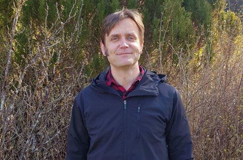 Børge Engedal har arbeidd i Alver i snart fem månader.