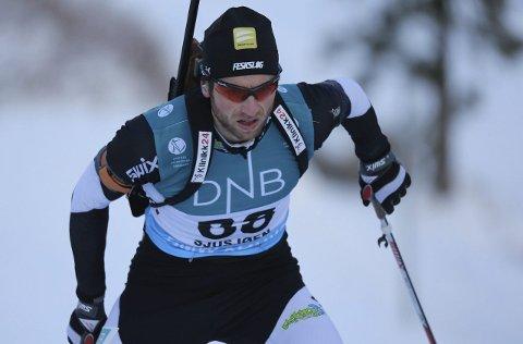 Alexander Os var ikke med da det endelige VM-uttaket ble offentliggjort. Foto: Geir Olsen / NTB scanpix