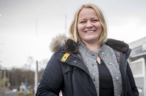 Mona Fagerås, stortingsrepresentant (SV).