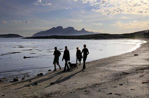 Stranden på Mjelle havnet i eksklusivt selskap på internasjonal liste.