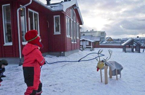 Etter at barnehagen ble lagt ned har mellomtrinnet på Alberthaugen skole flyttet inn i tidligere Linken barnehage.