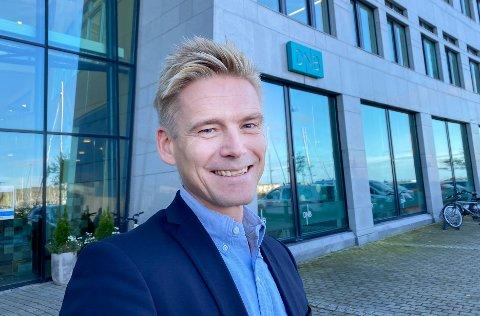 DNB. Lars Morten Lundbakk overtar toppjobben til Liv Bente Kristoffersen.