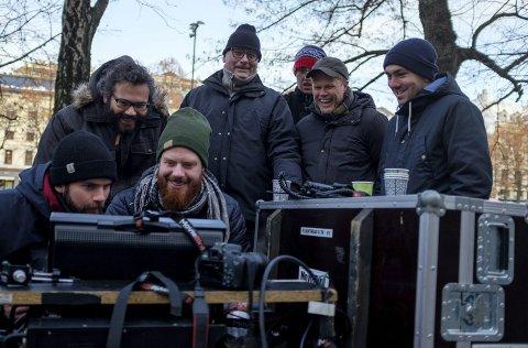 Det ble mye latter for både for- og bakmenn under innspillingen av Prebz og Dennis: The Movie. 11. august hadde filmen premiere.
