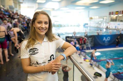 Ariel Braathen er et kjempetalent, men de siste årene har blitt preget av sviktende resultater og motivasjon. Nå tar hun pause fra svømmingen til motivasjonen og gleden eventuelt kommer tilbake.