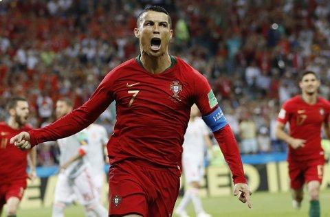 Tom Mangersnes mener Cristiano Ronaldo har levert VMs beste enkeltmannsprestasjon.