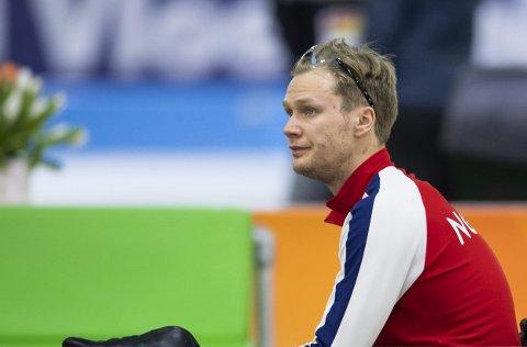 OL- og verdenscupgullene fra forrige sesong har gitt Håvard Lorentzen en mental utfordring det er vanskelig å forberede seg på.