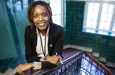 Hun kom alene til Norge som følge av krig i hjemlandet, Burundi. Nå arbeider Francine for å samle innvandrerkvinner som vil satse på gründervirksomhet.