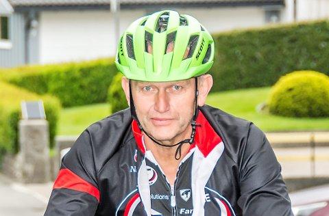 Alf Terje Dybing, sykler Nordsj¿rittet, Egersund Sykleklubb, syklist, Egersund