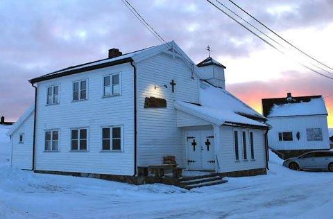Gjesvær kirke
