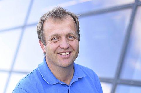 Moderniseringsdirektør i Telenor, Arne Quist Christensen