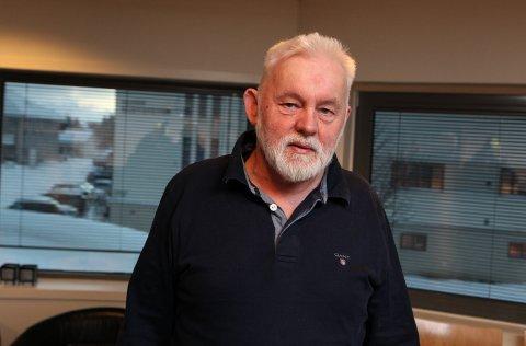 GODT BUDD: Jan Helge Dale fortel Kinn har både test- og smittesporingskapasitet parat om det skulle oppstå smittesituasjonar.