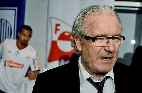 OVERRASKET: Davy Wathne er overrasket over at FFK har snublet denne sesongen.