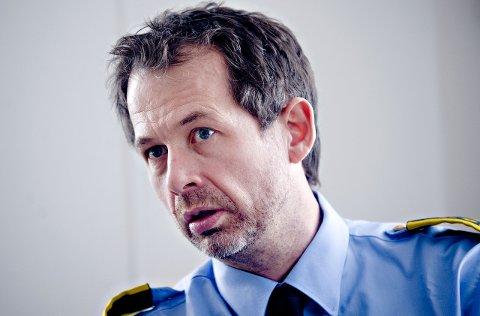 Tøffe prioriteringer: Tom Erik Guttulsrød. aRKIVFOTO