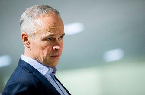 Kommunal- og moderniseringsminister Jan Tore Sanner (H)