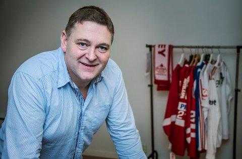 ROPTE VARSKO: Bjørn Viggo Nilsen fortalte i en fersk Stjernen-podcast at sponsorer har reagert på spillerfesting under sesong.