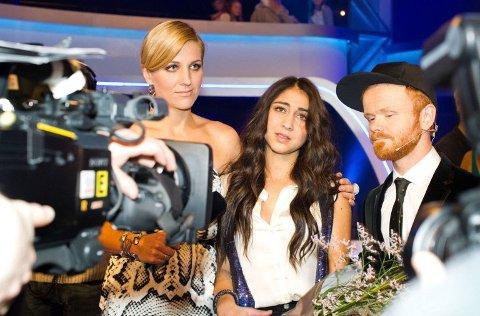 Bianca Skoglie ute av Idol i 2011. (Arkivfoto: Johnny Leo Johansen)