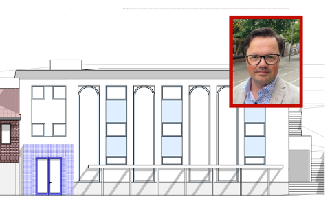 Leder for Planutvalget, Atle Ottesen (Ap), er positiv til  en moské i Ilaveien, og mener dispensasjon fra plankravet bør gis.
