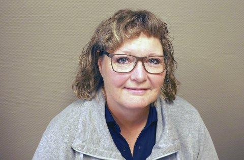 NYVALGT: Marit Rønning Birkely er valgt inn for Venstre i Bystyret i Narvik, og gleder seg til å ta fatt på oppgaven. Foto: Ann-Kristin Hanssen