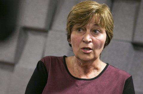 Vil kjempe: LO-leder Gerd Kristiansen sier hun vil kjempe med nebb og klør for Andøya. Men LO deltar ikke aktivt for å påvirke Arbeiderpartiet i forhandlingene som nå skjer mellom regjeringspartiene og Arbeiderpartiet i Forsvars- og utenrikskomiteen.Arkivfoto