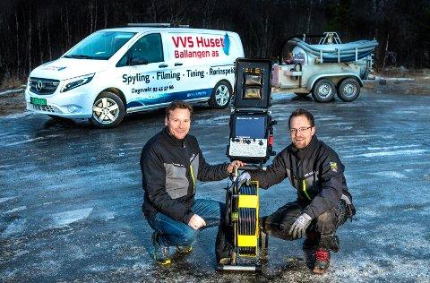 VVShuset Ballangen AS vant årets servicepris 2019.