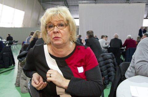 KRITISK: Stortingsrepresentant Tone Merete Sønsterud ber kommunene samarbeide bedre. Foto: Ole-Johnny Myhrvold