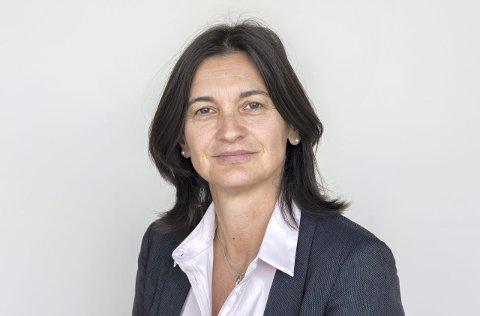 Trygt: Avdelingsdirektør Vesna Curk i UDI sier de vurderer det trygt å reise tilbake til andre deler av Ukraina enn der det er borgerkrig.