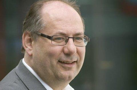 FYLKE: Fylkesrådsleder Per-Gunnar Sveen ønsker ikke sammenslåing med Oppland. ARKIVFOTO
