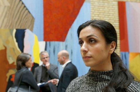 SJIKANE: Svein Åge Godtlund er dømt for å ha sjikanert Aps nestleder Hadia Tajik. «Og to av de som ikke er norske en gang: hu pakisstansk terrorist og han iraner som tror han er en norsk APe!»