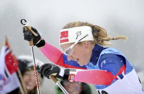 Marthe Bjørnsgaard og Barbro Kvåle ble nummer fem i lagsprinten på Gålå.