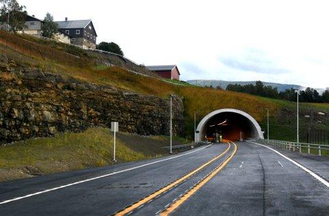 Hundorptunnelen stenges natt til tirsdag.