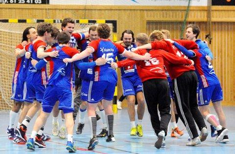 LFH 09 kunne juble for seier nummer 15 på rad da Storhamar ble slått i Jorekstadhallen.