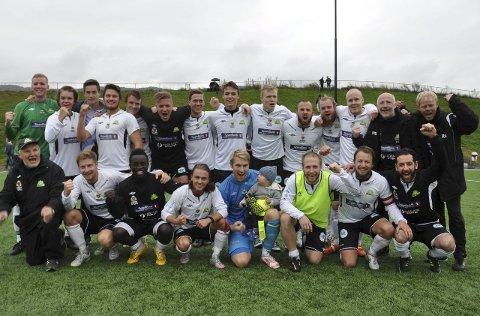 NEI: Gran vant 4. divisjon avdeling to, men vil ikke møte Redalen og Sander til kamp om KM-tittelen. Foto: Rune Pedersen