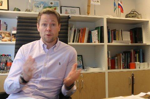 Krevende budsjett: – Lunner kommune skal yte forsvarlige og gode tjenester innenfor alle områder, sier ordfører Harald Tyrdal.