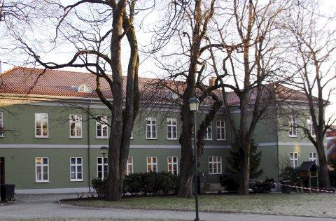 MUSEUM: Kommunen vedtok i 2015 å kjøpe tilbake Fayegården. Nå kan det bli bymuseum her.