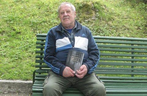 Ny bok: Nygren forteller bl.a. en god del om Den hvite dame.