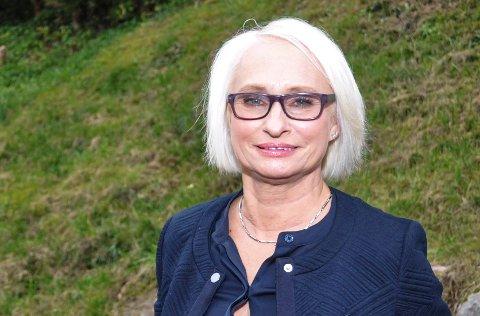 VIKAR: Elin Lexander (H) blir vikar for varaordfører Anne-Kari Holm i forbindelse med et planlagt sykefravær til høsten.