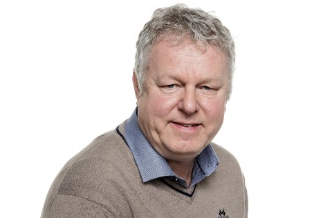 ANSVARLIG REDAKTØR I HA: Hans-Petter Kjøge