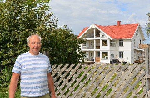 SATSER: Daglig leder i Haldenkanalens Gladheim AS, Jan Tore Skofterud har gjort i stand seks leiligheter på Gladheim i Aremark.
