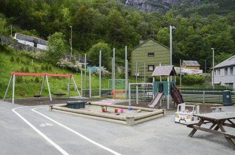 Dalen: Flott leikeplass og ei aktiv velforeining i Dalen vel. Foto: Ernst Olsen