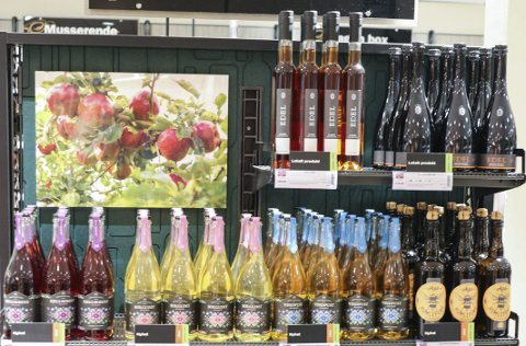 Økningen er størst for vin, med 46,5 prosent. Illustrasjonsfoto.