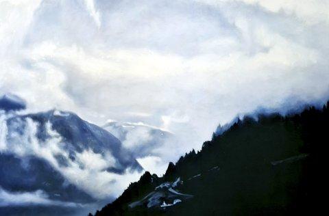 Et underlig fenomen: Maleri. Foto: An Doan Nguyen