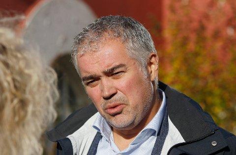 Direktør i Haubo, Svend Inge Stueland.