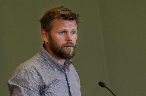 SAKTE: Bjørn-Erik Davidsen i MDG fikk noe mer støtte i Haugesund, men ikke slik vi ser i en del andre byer.