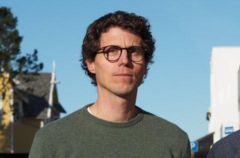 UNDRER SEG: Stian Sørskår Heimtun i Utdanningsforbundet tror kuttene vil gå utover kvaliteten.