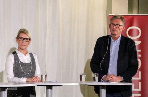 FULL TILLIT: Hulda Gunnlaugsdottír, administrerende direktør ved Helgelandssykehuset, skriver at hun har full tillit til den eksterne ressursgruppa som ledes av Helge Torgersen.